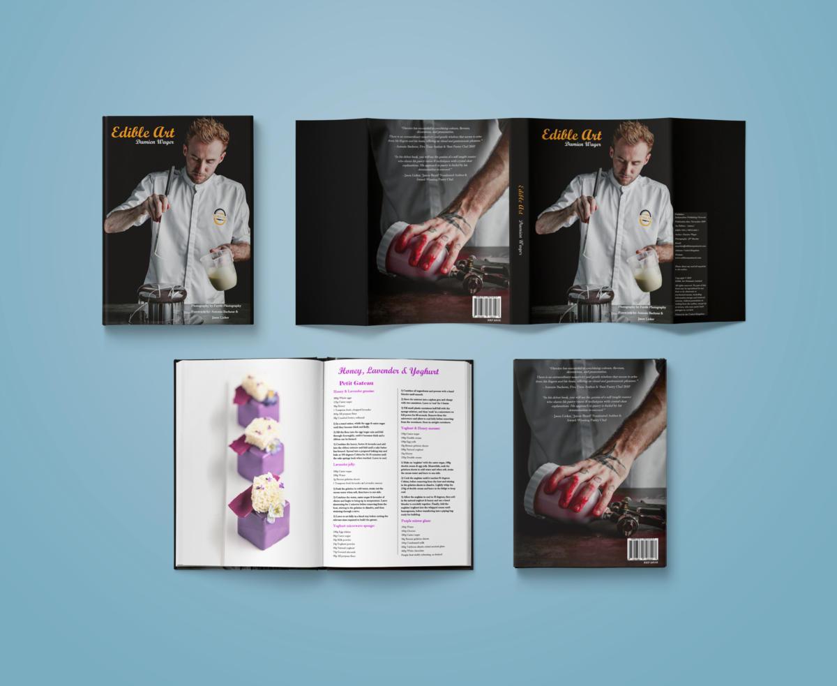 Edible Art Covers