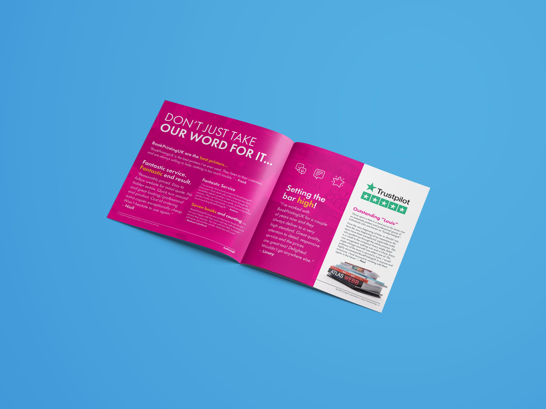 brochure business printing